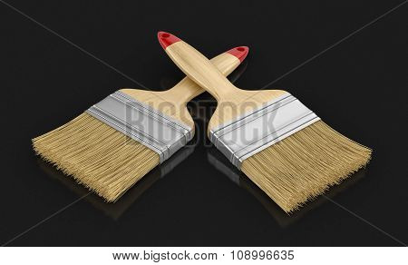Brushes (clipping path included)