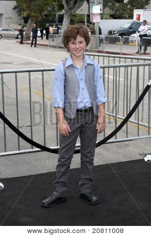 LOS ANGELES - JUN 8:  Nolan Gould arriving at the