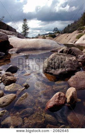 Lone Pine, piscina tranquila