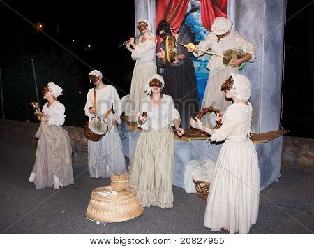 Neapolitan Musical Show
