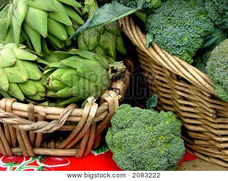Broccoli N' Chokes