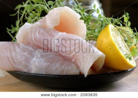 Fresh Fish Filets