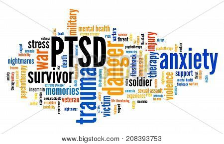 Ptsd Issues Poster ID208393753