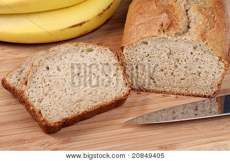 Oven Fresh Banana Bread