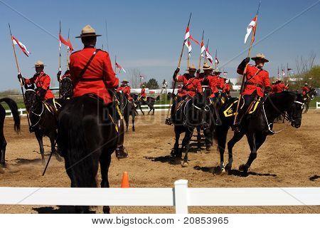 2011 RCMP Musical Ride