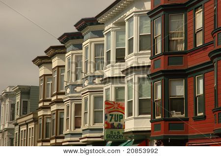 Homes In San Francisco's North Beach