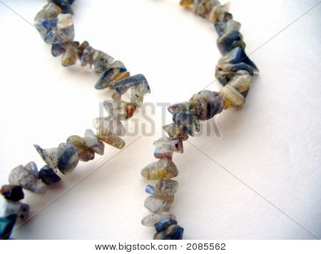 Labradorite Beads On String 3