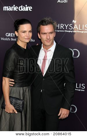 LOS ANGELES - JUN 11:  Balthazar Getty arrives at the 10th Chrysalis Butterfly Ball at Private Home on June 11, 2011 in Brentwood, CA