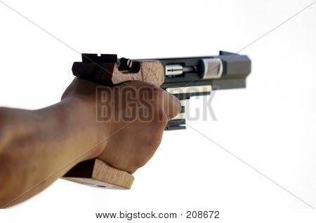 25m Rapid Fire Pistol