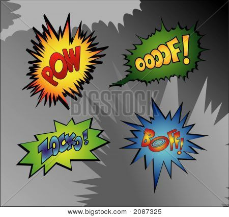Ataques de superhéroe (reemplazar: 1079057)