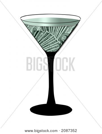 Money Martini