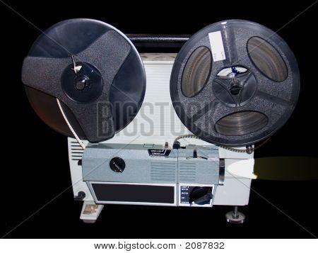 Duel 8 Millimeter Projector