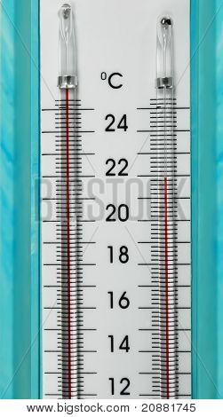 Glass Hygrometer