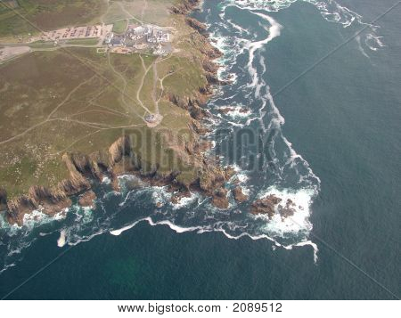 Lands End From The Air
