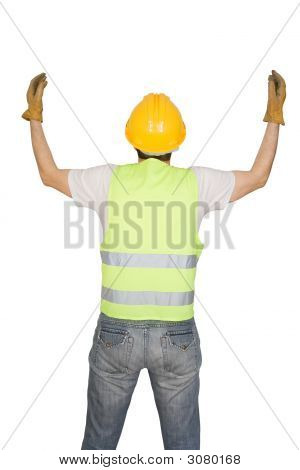 Construction Worker Signaling
