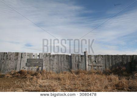 Fence In Idaho