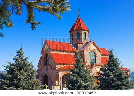St. Vartan Church