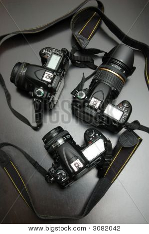 Professional Digital Cameras