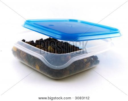 Raisins, Sultanas And Dried Fruit In