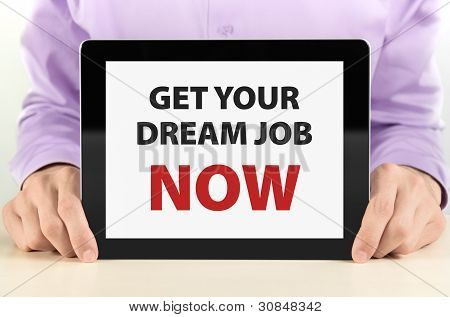 Get Your Dream Job Now