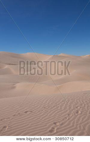 von dem Sand
