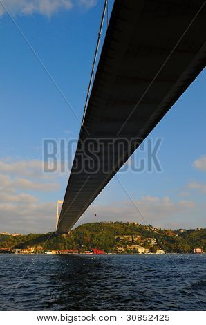 Long Bosphorus Bridge, Istanbul