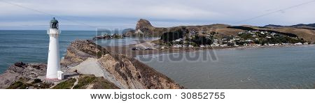 Castle Point Panorama
