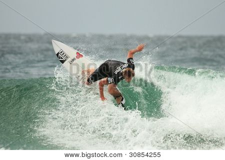 Coolangatta, Australia - Mar 03 : Quicksilver  Pro Asp World Tour, Adrian Buchan During Expression S