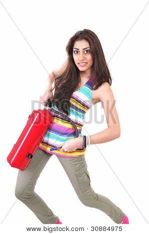 Fire Drill Girl