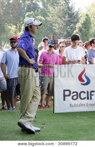 Paul Haley Ii Winner In Chile Classic