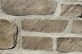Rock And Mortar Background