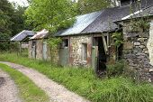 Abandoned Farm Buildings poster
