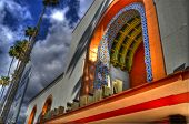 image of entryway  - The entryway to the 1939 historical Los Angeles Union Station - JPG