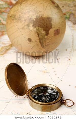 Compass & Globe