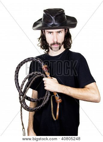 Men And Whip