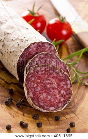salami cérvido
