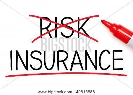 Versicherung nicht Risiko