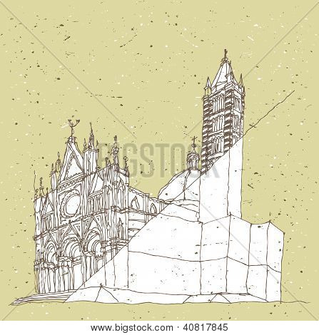Sketching Historical Architecture