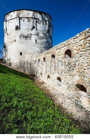 Bastion Of Brasov Fortress, Romania