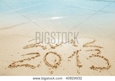 Cifras en la arena
