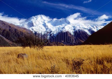 Mount Cook panorama