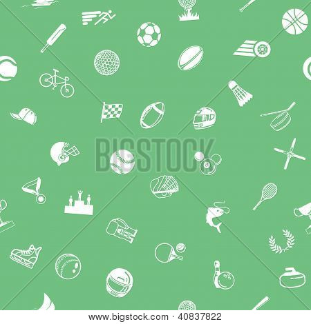 Seamless Sport Background Texture