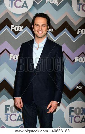 PASADENA, CA - JAN 8:  Matthew Rhys attends the FOX TV 2013 TCA Winter Press Tour at Langham Huntington Hotel on January 8, 2013 in Pasadena, CA