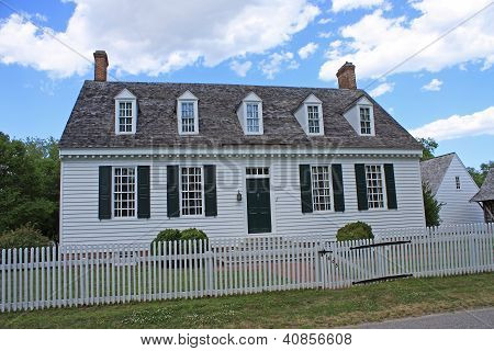 Colonial House, Yorktown