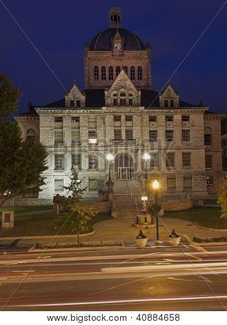 Historic Building In Frankfort