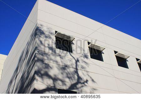 College Building, Corner