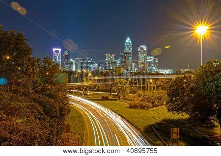 Traffic In A Big City