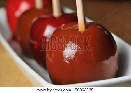 Candy Apples Appetizers