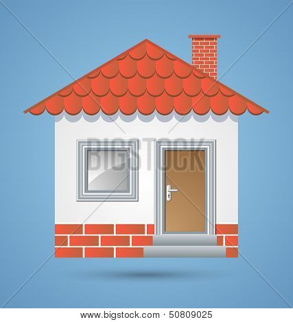 Traditional House Icon