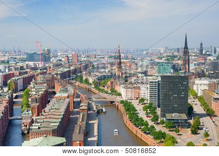 Hamburg And Port